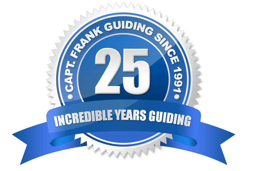 25 Years Guiding