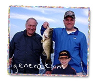 Three Generations on  Okeechobee